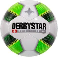 Derbystar VoetbalVolwassenen - wit/groen