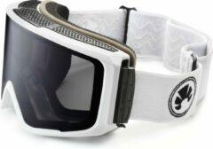 Zwarte Bakedsnow skibril Config Black - magnetische lens