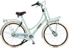 28 Zoll Damen Holland Fahrrad 7 Gang Popal Daily Dutch Prestige... hellgrün, 50cm