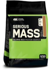 Optimum Nutrition - Serious Mass - Chocolate - 5455 gram (16 shakes)
