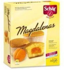 Schar Magdalenas merendine all'albicocca senza glutine 4x50g