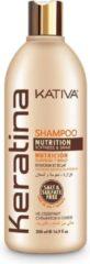 KATIVA KERATINA Vrouwen Voor consument Shampoo 500 ml
