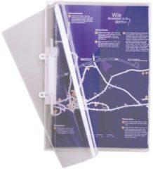 Durable Snelhechtmap 251219 Transparant DIN A4