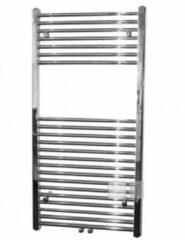 Designradiator Haceka Gobi Adoria 59x69 cm Chroom 6-Punts Aansluiting (258 Watt)