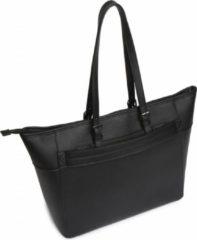 Cortina Milan Handbag PU-leather Enkele fietstas - 23 liter - Black/Zwart