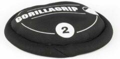 Zwarte GorillaGrip Sand Disc 2KG