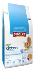 Smolke Kitten Kip&Granen&Vis - Kattenvoer - 4 kg