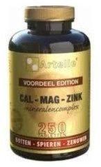 Artelle Calcium-Magnesium-Zink Tabletten 250 st *