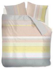 Gele Beddinghouse Dolly - Dekbedovertrek - Tweepersoons - 200x200/220 cm + 2 kussenslopen 60x70 cm - Yellow