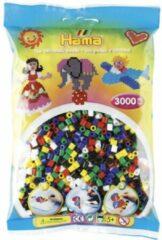 Strijkkralen Hama - 3000 stuks - Primaire kleuren mix
