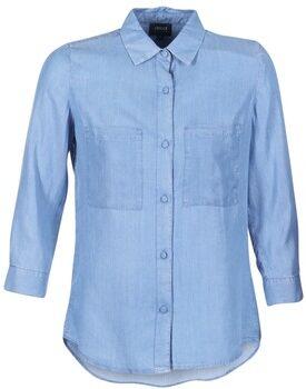 Afbeelding van Blauwe Overhemd Armani jeans OUSKILA