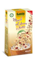 Giuliani Giusto Muesli all'Avena e Frutta senza glutine 300g
