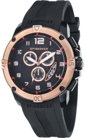 Afbeelding van Spinnaker SP-5013-03 Heren Horloge