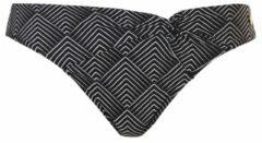 Zwarte Wow 20108 Knot Bikini Brief bikini slip