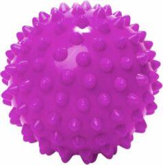 #DoYourFitness - Massagebal - »Nica« - Lacrosse Bal / Fasciaball voor effectieve zelfmassage van triggerpoints - diameter 10cm - lila