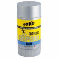 Toko - Nordic Gripwax Blue - Boenwas maat 25 g, blauw