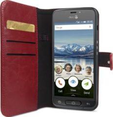 Doro Wallet Case (rot) für Doro 8040