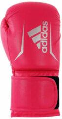 Roze Adidas Speed 50 Bokshandschoen bokshandschoenen