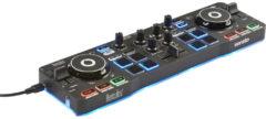 Hercules Starlight DJ-controller Zwart CD scratcher 2 kanalen