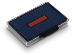 Witte Trodat Stamp replacement pad 6/56/2 83493 56 x 33 mm (W x H) Blue-red 2 pc(s)