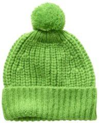 Groene SCOTCH & SODA Pom beanie