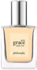 Philosophy Pure Grace Nude Rose Eau de parfum spray 15 ml