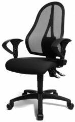 Donkergrijze TopStar Bureaustoel Open Point P - in 10 kleuren