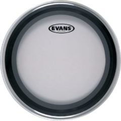 "Evans EMAD2 Clear, 20"", BD20EMAD2, bas Drum Batter"