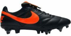 Nike The Nike Premier SG-PRO AC Sr. voetbalschoenen zwart/oranje
