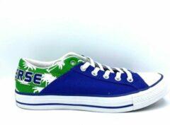 Blauwe Converse Ct Band Maat 40