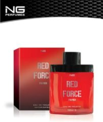 NG Red Force for Men - 100 ml - Eau de Toilette