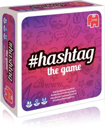 Afbeelding van Jumbo Hashtag The Game Bordspel