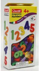 Magneetbord Quercetti - cijfers 48-delig - Leersysteem Quercetti