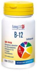 Longlife B-12 100 Compresse