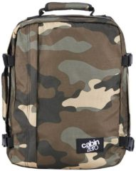 Groene CabinZero Classic 28L Ultra Light Cabin Bag urban camo Weekendtas