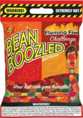 Jelly Belly Bean Boozled Flaming Five Challenge zakje 54g