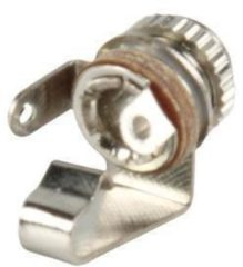 Valueline JC-022 kabel-connector 3.5mm mono (F) Zilver