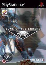 Konami Pegi Zone of Enders /PS2