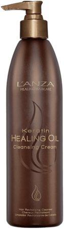 Afbeelding van L'Anza - Keratin Healing Oil - Cleansing Cream - 300 ml