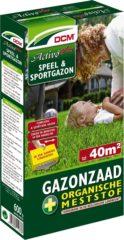 DCM Activo Plus - graszaad voor speel- en sportgazon - 0.6 kg
