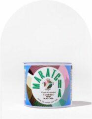 Maratcha, Classic grade matcha – 100% duurzaam – Matcha thee poeder uit Uji, Japan – 30 g