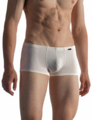 Witte Boxers Olaf Benz Shorty PEARL1858