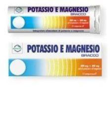 Bracco Potassiomagnesio 12 compresse