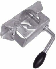 Zilveren Carpoint Klem Voor Neuswiel - Metaal - 48mm