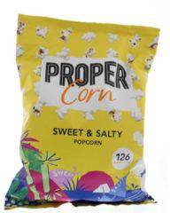 Propercorn Popcorn sweet & salty 90 Gram