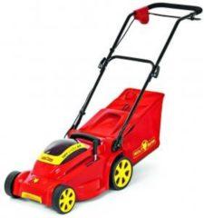 Rode WOLF-Garten 18BKHJ23650 Duwgrasmaaier Batterij/Accu Rood, Geel grasmaaier