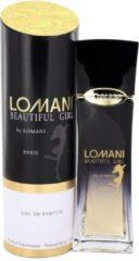Lomani Beautiful Girl Eau De Parfum Spray 100 Ml For Women