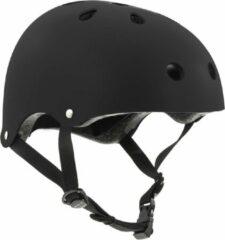 SFR Essentials Skate/BMX helm Sporthelm - UnisexKinderen en volwassenen - zwart Maat L/XL: 57-59cm