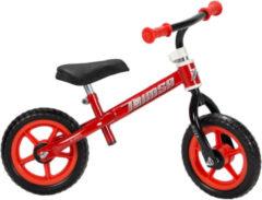 Toimsa Loopfiets Rider Loopfiets Met 2 Wielen 10 Inch Jongens Rood