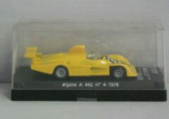 Gele Alpine A 442 1978 #4 - 1:43 - Solido